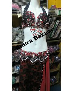Professional Egytian Belly Dance Costume (AB002)