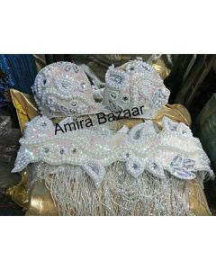 Professional Egytian Belly Dance Bra & Belt AB008)