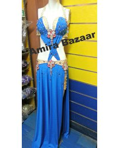 Professional Egytian Belly Dance Costume (AB014)