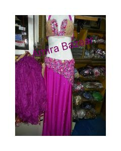 Professional Egytian Belly Dance Costume (AB015)