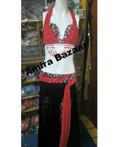 Professional Egytian Belly Dance Costume (AB019)