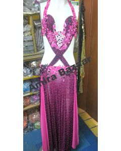 Professional Egytian Belly Dance Costume (AB020)