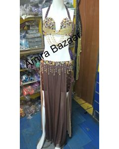 Professional Egytian Belly Dance Costume (AB026)
