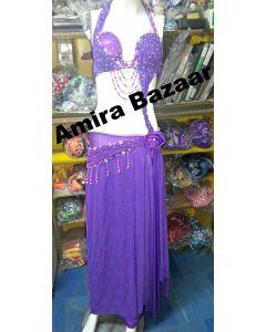 Professional Egytian Belly Dance Costume (AB027)