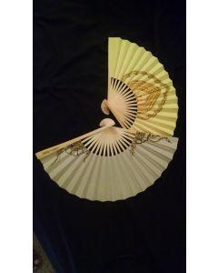 Henna Paper Fans